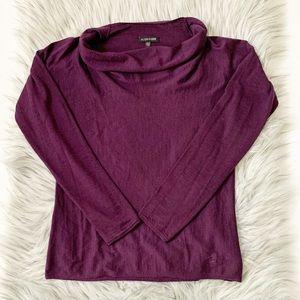 Eileen Fisher Cowl Neck Merino Wool